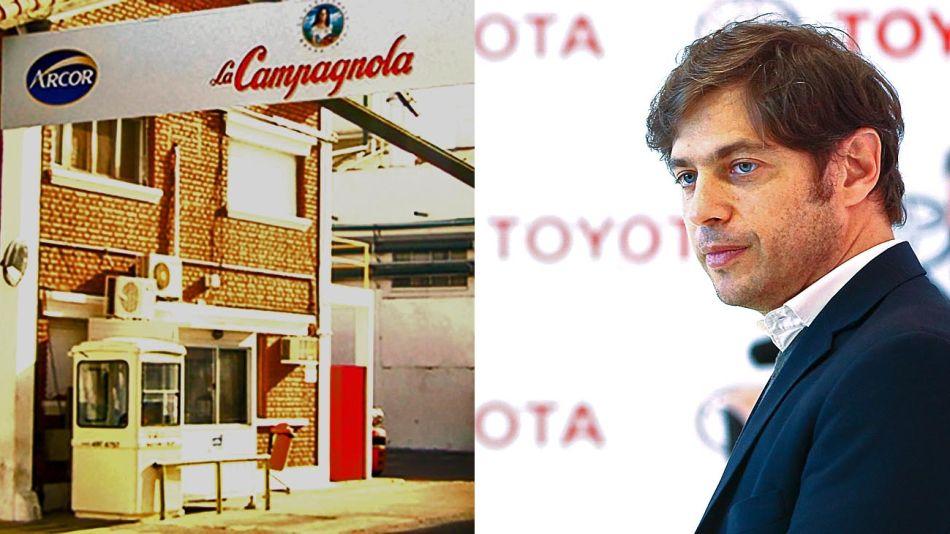 Axel Kicillof y La Campañola 20200616