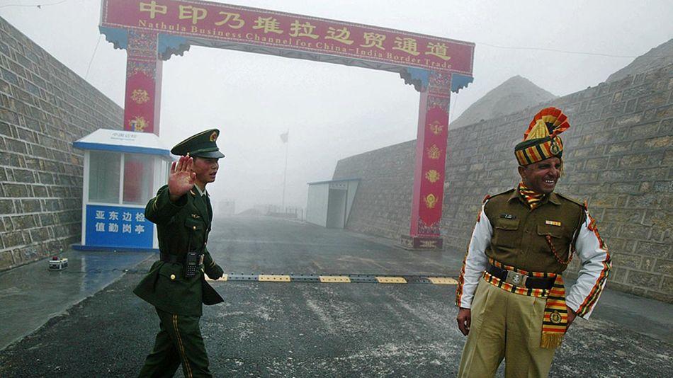 India China conflicto