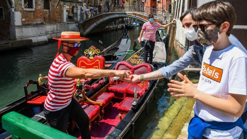 Un nuevo turismo en Venecia luego de la pandemia
