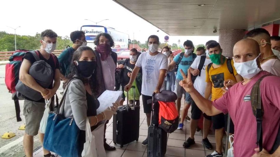 Varados en Dominicana Cancilleria 20200616