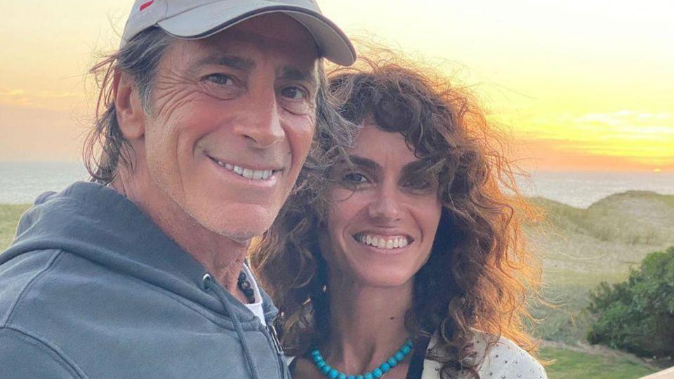 Florencia Raggi y Nicolás Repetto sorprenden con un romántico video
