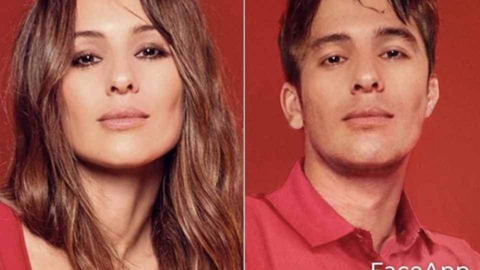 ¡Faceapp en políticos! El cambio de género se convirtió nuevamente en furor