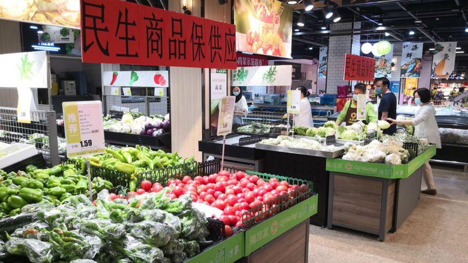 mercado xinfadi beijing