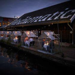 El restaurante y centro de arte Mediamatic ETEN de Amsterdam está a la espera de que las autoridades apoyen su iniciativa.