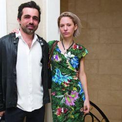 Florencia Macri junto a Salvatore Pica. | Foto:Cedoc.