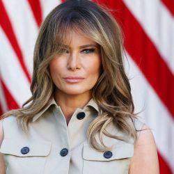 """Una """"creadora de mitos"""", así describe Jordan a la Primera Dama."""