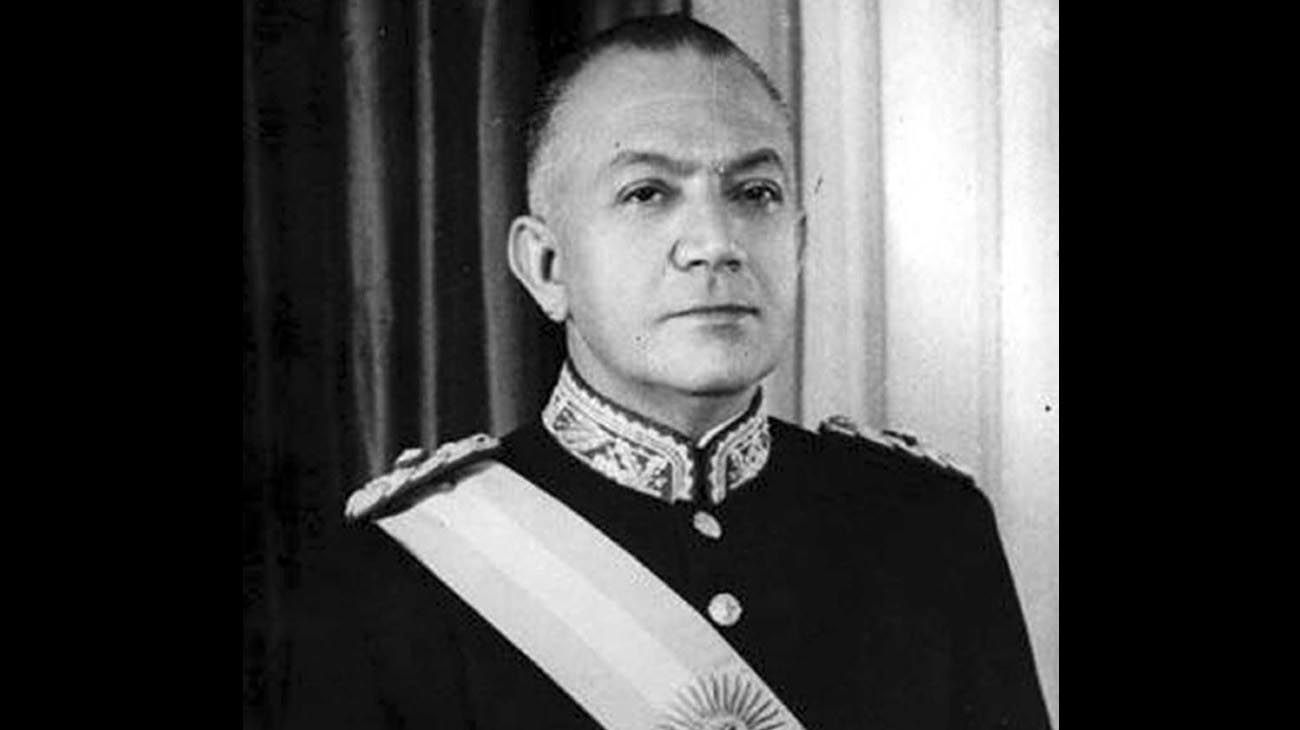 GENERAL ROBERTO MARCELO LEVINGSTON