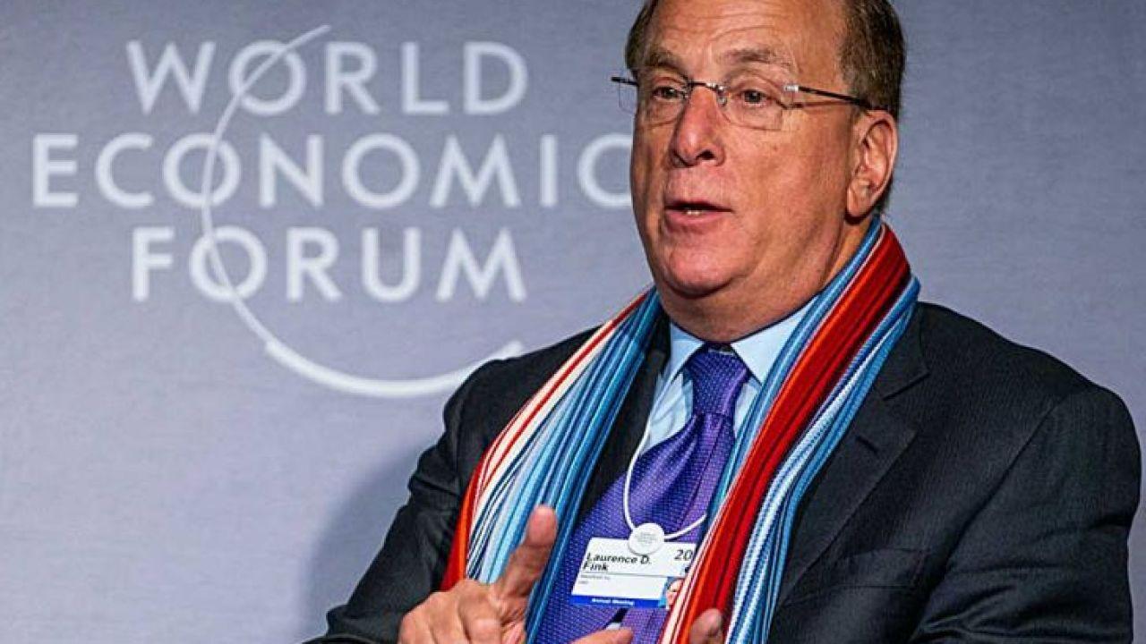 Larry Fink, CEO de BlackRock | Foto:Larry Fink, CEO de BlackRock