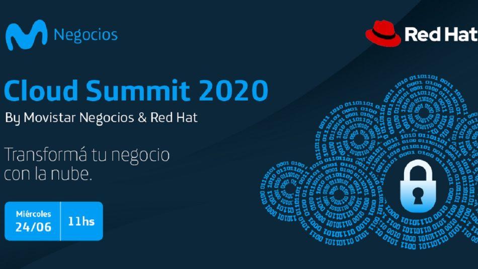 Cloud Summit 2020 by Movistar Negocios & Red Hat