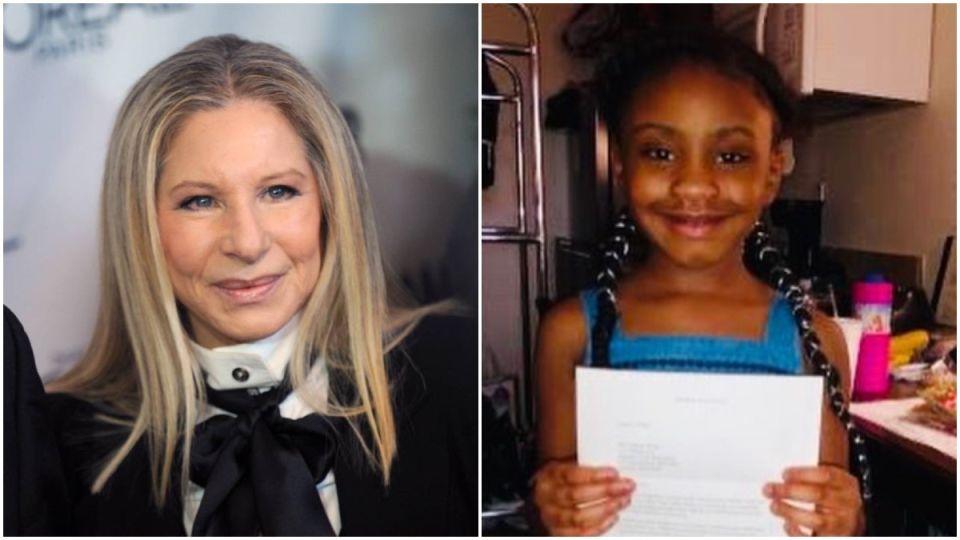 La hija de George Floyd es accionista de Disney gracias a Barbra Streisand