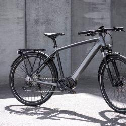 """Según el fabricante británico, la Triumph Trekker es una bicicleta """"perfecta para tus trayectos diarios, mantenerte en forma y divertirte""""."""