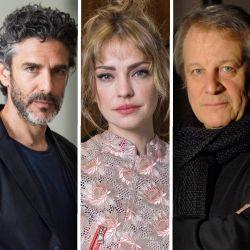 """Un gran quinteto de intérpretes para un obra de """"intimidad poética""""."""