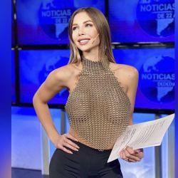 Romina Malaspina en canal 26 | Foto:cedoc