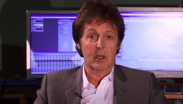 Paul McCartney para PETA