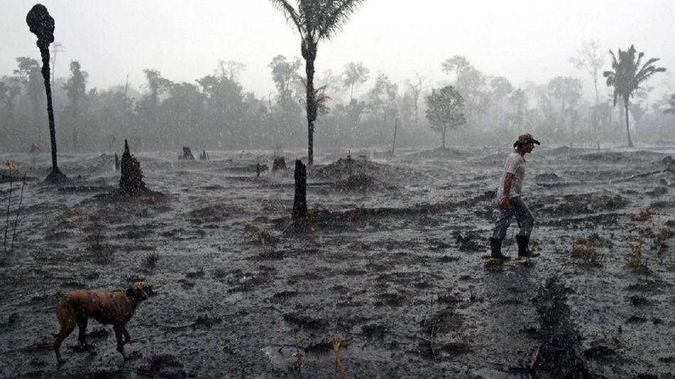 En 50 años los desastres naturales no han hecho más que incrementarse.