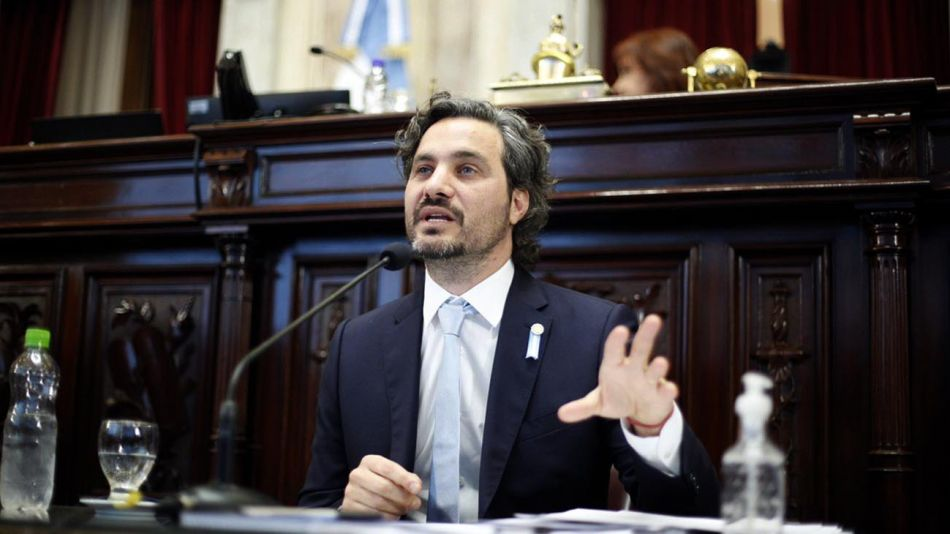 Santiago Cafiero 20200618