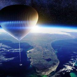 Esta original propuesta costará 125.000 dólares y ofrecerá un viaje de seis horas en globo hasta el borde de la estratósfera.