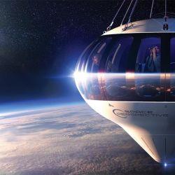 Los turistas irán dentro de una plataforma especial que estará enganchada a un globo lleno de hidrógeno.