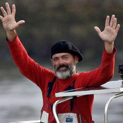 Cómo es el velero que navegó desde Portugal a Mar del Plata en medio de la pandemia.