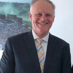 Brett Hackett, embajador australiano | Foto:Brett Hackett, embajador australiano