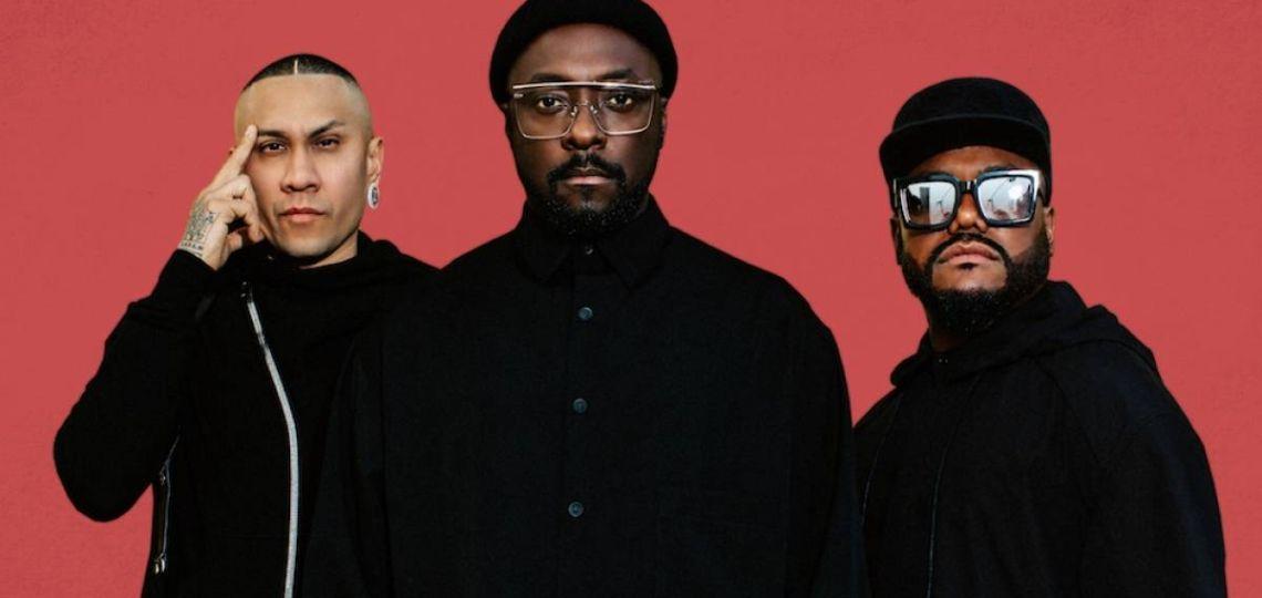 Black Eyed Peas se reinventa de la mano de artistas latinos