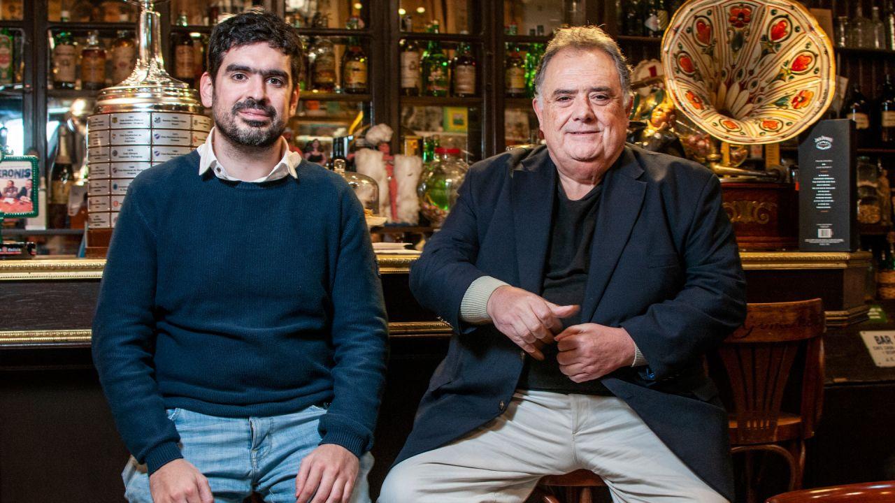 Juan Manuel y Eduardo Valdés | Foto:Juan Ferrari
