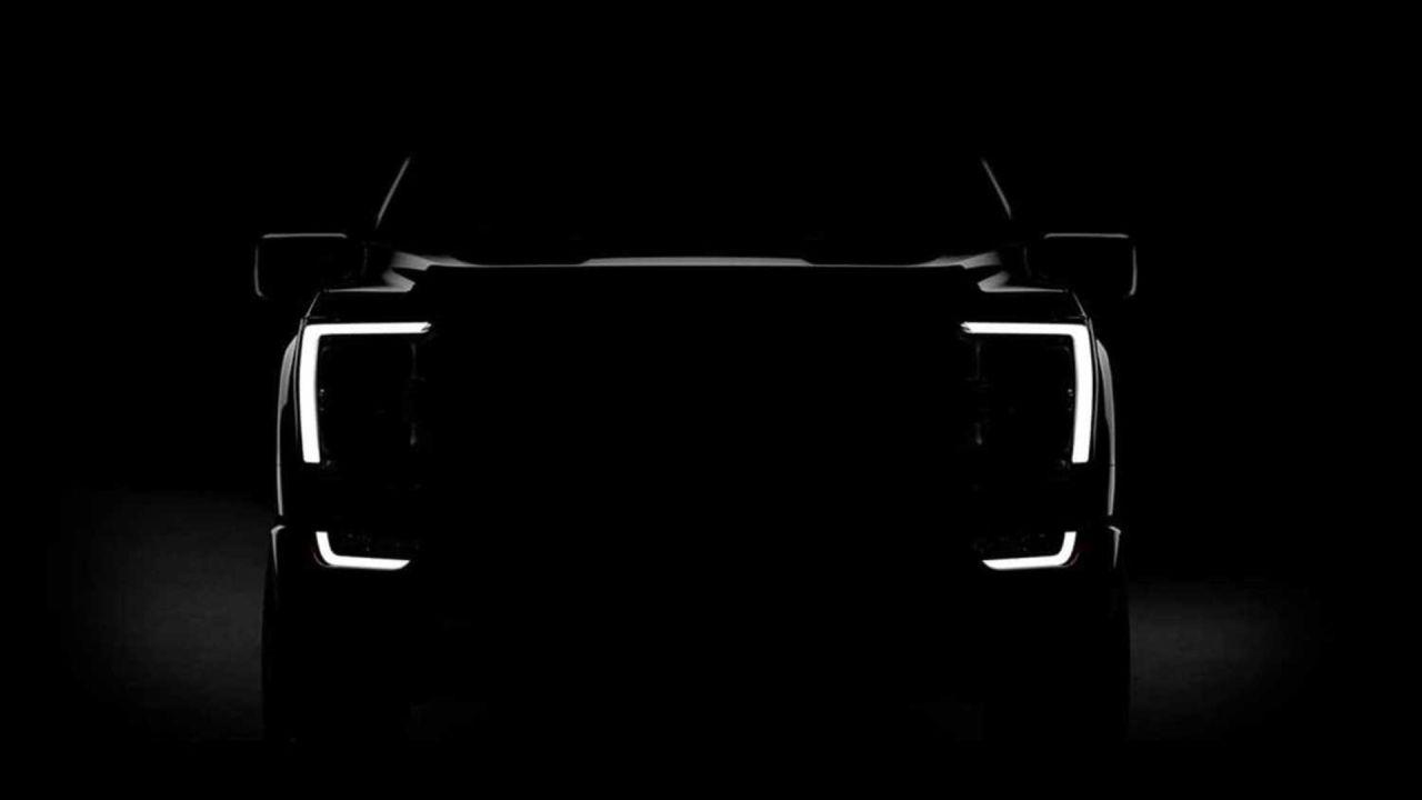 Foto y fecha oficial para la nueva Ford F-150