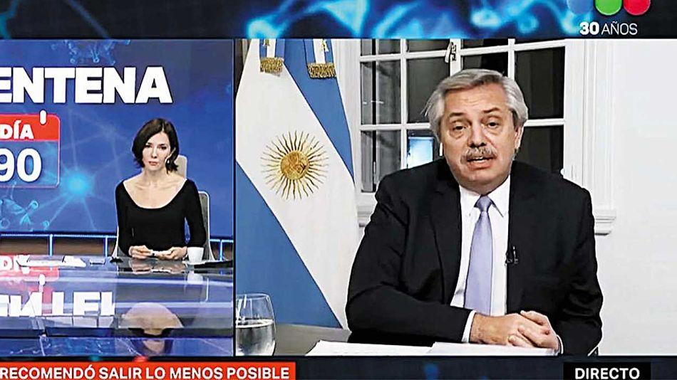 20200620_alberto_fernandez_cristina_telefe_capturatv_g