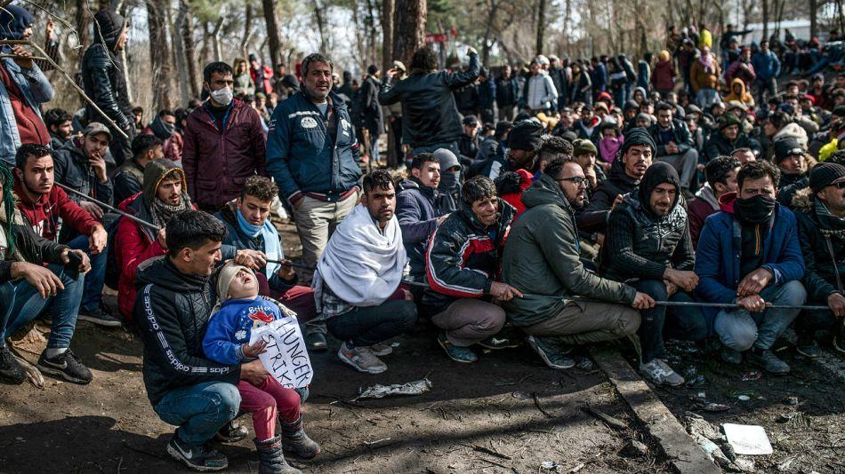 Refugiados, entre los grupos más amenazados por la pandemia en todo el mundo.