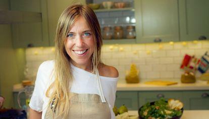 """Chantal Abad: """"Ojalá después de la cuarentena se siga cocinando"""""""