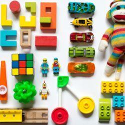 Los juguetes no tienen género.