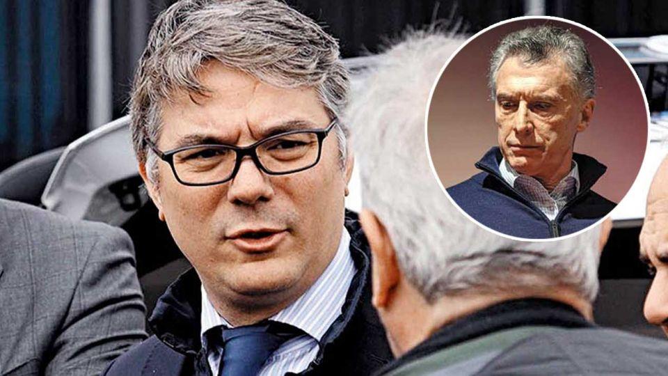 En la mira. El caso de espionaje ilegal que sigue Villena es el que más preocupa al ex presidente Macri.