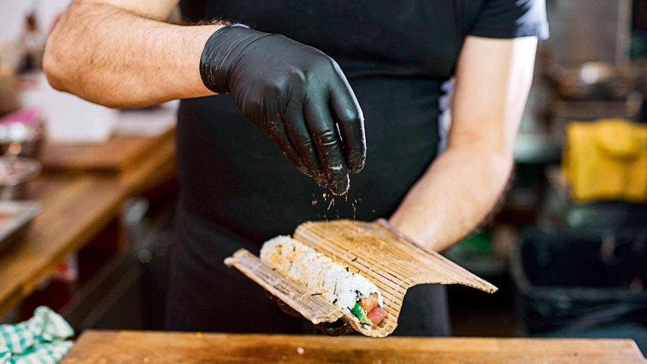 ¿Cómo es el nuevo sushi?