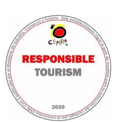 El gobierno español puso a disposición de los prestadores de servicios turísticos la insignia de Responsible Tourism para ser exhibida en sus locales una vez que cumplan los protocolos establecidos a nivel nacional.