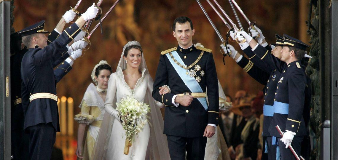 Salieron a la luz los detalles de la exclusiva luna de miel de Letizia y Felipe