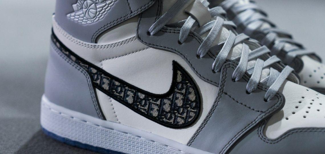 Las otras zapatillas Dior que vas a desear este 2020