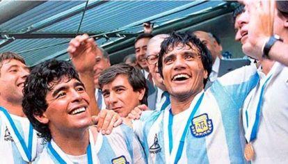 El mejor gol en la historia de los mundiales nació en los pies del Negro Enrique.