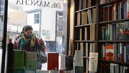 Librerías en pandemia
