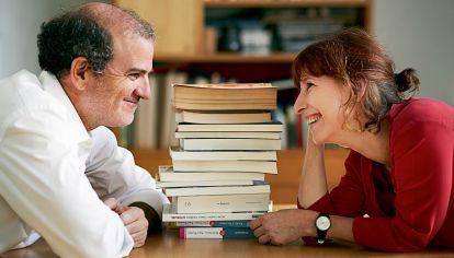 Santiago Llach y Florencia Ure de Pez Banana.