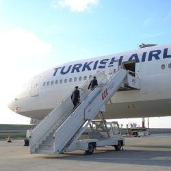 Turkish Airlines nunca dejó de operar y lo hace siguiendo estrictos protocolos sanitarios, para tranquilidad de los pasajeros.