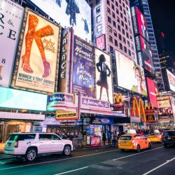 Broadway en pandemia.