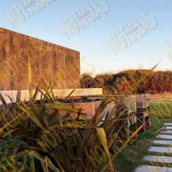 La casa de Punta del Este de Suar. | Foto:cedoc