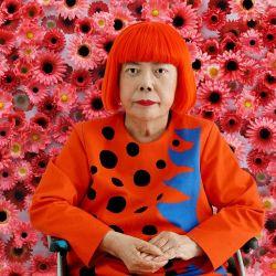 A sus 91 años, una artista pura vigencia