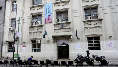 Facultad de Psicología de la UBA.