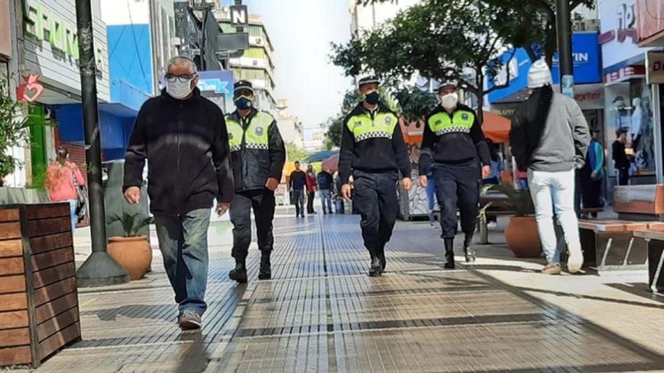 Tucuman Policia Seguridad 20200623