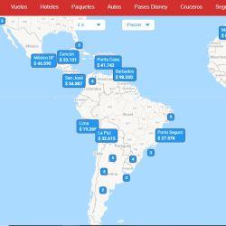 Avantrip tiene en la web un apartado para que encuentres los vuelos en oferta en el momento en que busques alternativas.