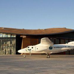 Para este nuevo proyecto, Virgin cuenta con su propia plataforma de lanzamiento en el desierto de Nuevo México.