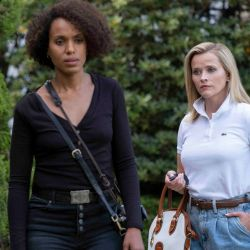 Kerry Washington y Reese Witherspoon, protagonistas de Little Fires Everywhere.