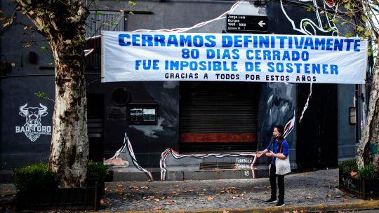 Fotogaleria Argentina Coronavirus Economia Crisis