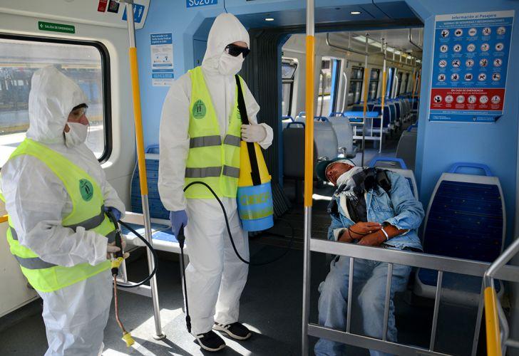 Pandemia y 100 días de Cuarentena 20200624